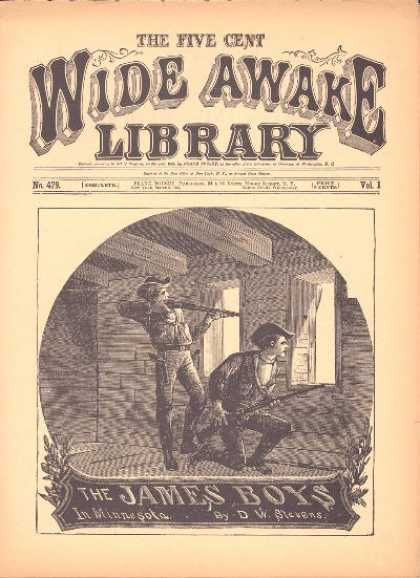 Wide Awake Library 3