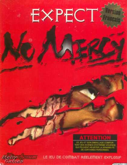 Windows 3.x Games - Expect No Mercy