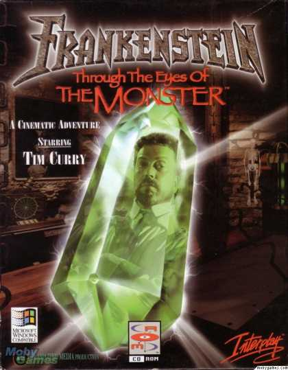Windows 3.x Games - Frankenstein: Through the Eyes of the Monster