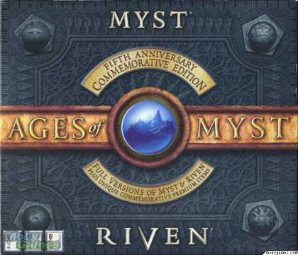 Windows 3.x Games - Ages of Myst