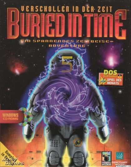 Windows 3.x Games - The Journeyman Project 2: Buried in Time
