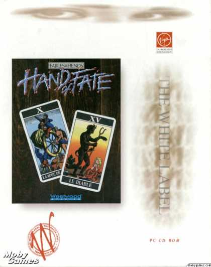 Windows 3.x Games - The Legend of Kyrandia: Hand of Fate