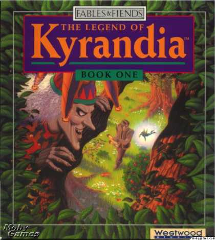 Windows 3.x Games - The Legend of Kyrandia