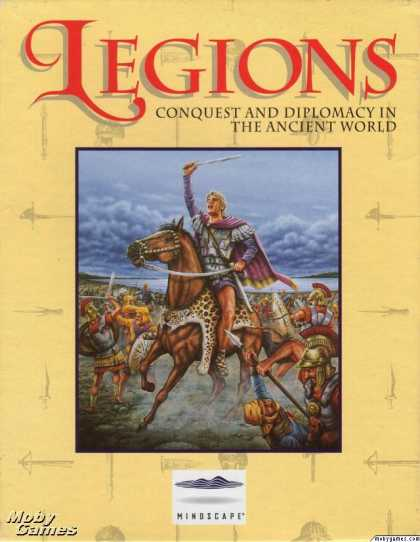Windows 3.x Games - Legions