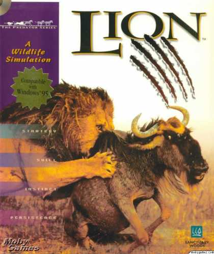 Windows 3.x Games - Lion