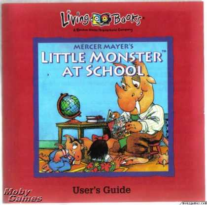 Windows 3.x Games - Little Monster at School