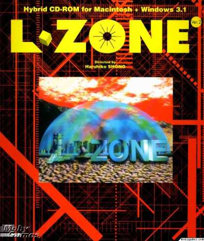 Windows 3.x Games - L-Zone