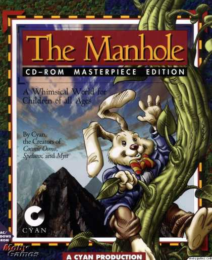 Windows 3.x Games - The Manhole: CD-ROM Masterpiece Edition