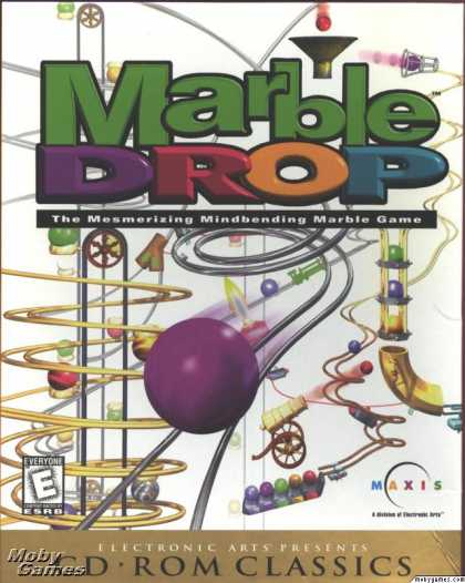 Windows 3.x Games - Marble Drop