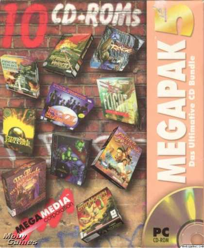 Windows 3.x Games - Megapak 5