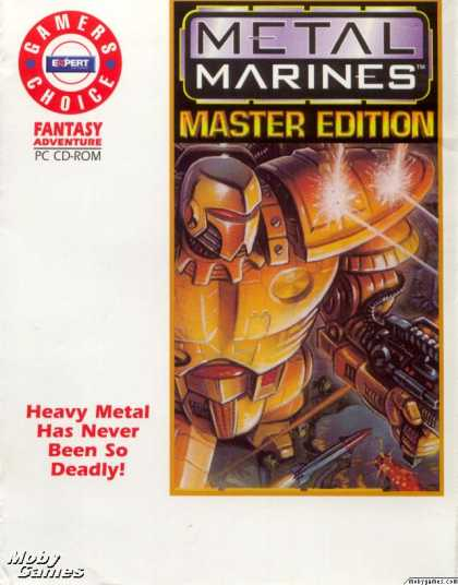Windows 3.x Games - Metal Marines Master Edition