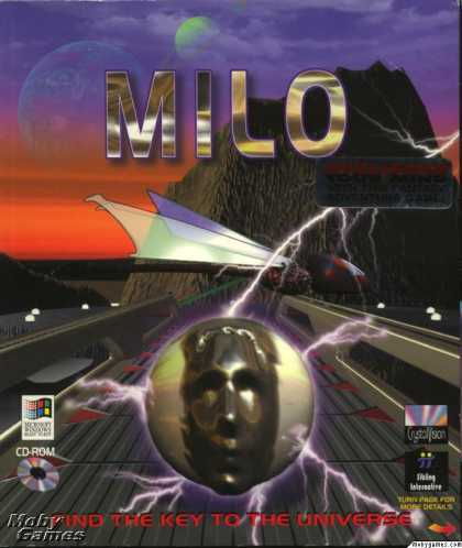 Windows 3.x Games - Milo