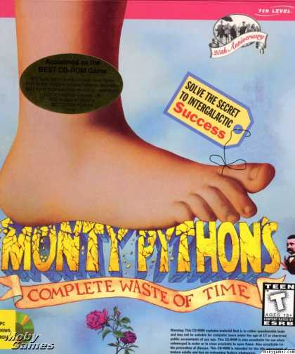 Windows 3.x Games - Monty Python's Complete Waste of Time