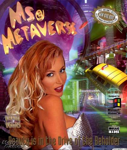 Windows 3.x Games - Ms. Metaverse
