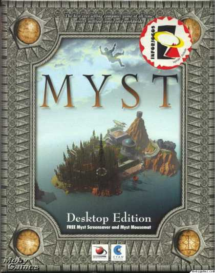 Windows 3.x Games - Myst