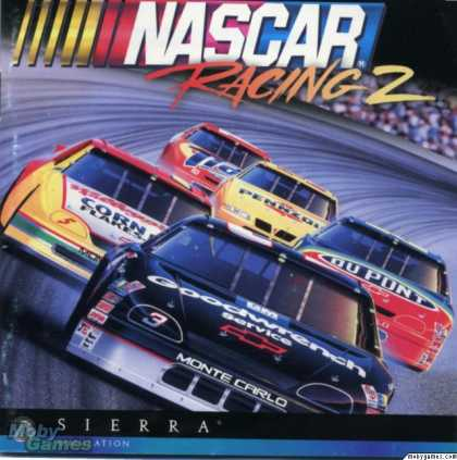 Windows 3.x Games - NASCAR Racing 2