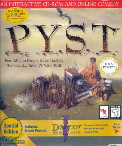 Windows 3.x Games - Pyst (Special Edition)