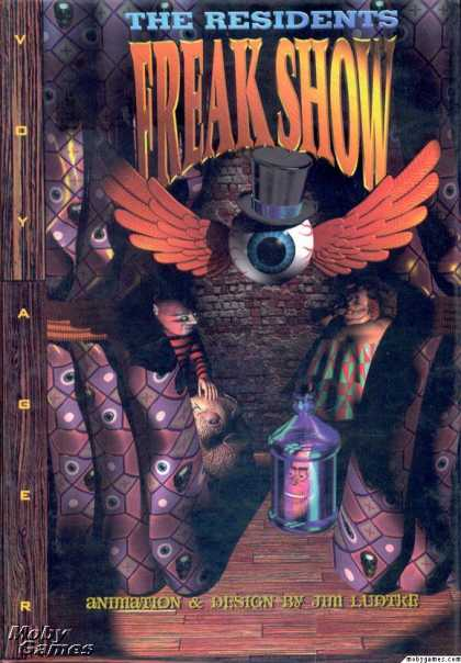 Windows 3.x Games - The Residents: Freak Show