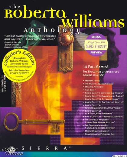 Windows 3.x Games - The Roberta Williams Anthology