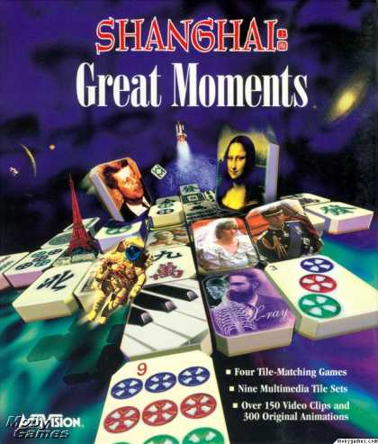 Windows 3.x Games - Shanghai: Great Moments