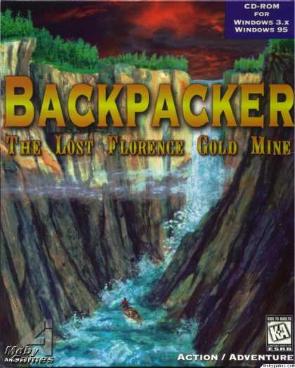 Windows 3.x Games - Backpacker: The Lost Florence Gold Mine