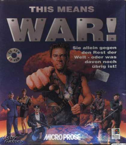Windows 3.x Games - This Means War!