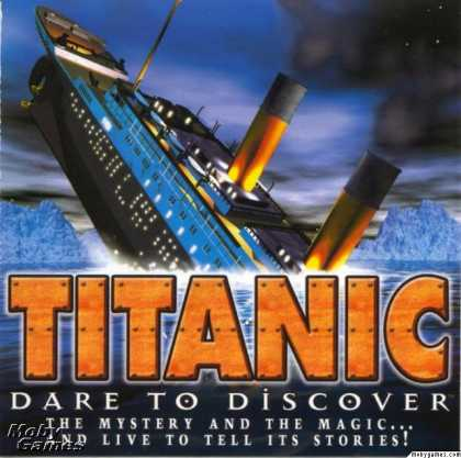 Windows 3.x Games - Titanic: A Mysterious Undersea Adventure