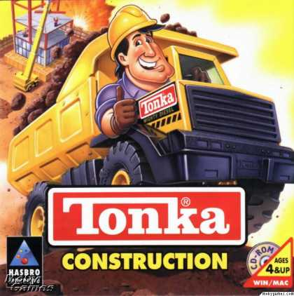 Windows 3.x Games - Tonka Construction
