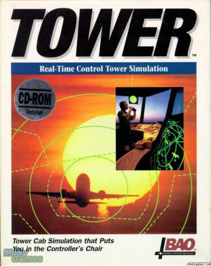 Windows 3.x Games - Tower
