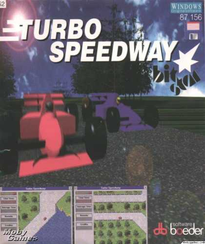 Windows 3.x Games - Turbo Speedway