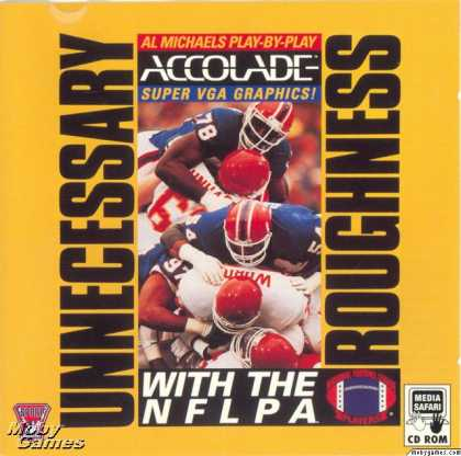 Windows 3.x Games - Unnecessary Roughness