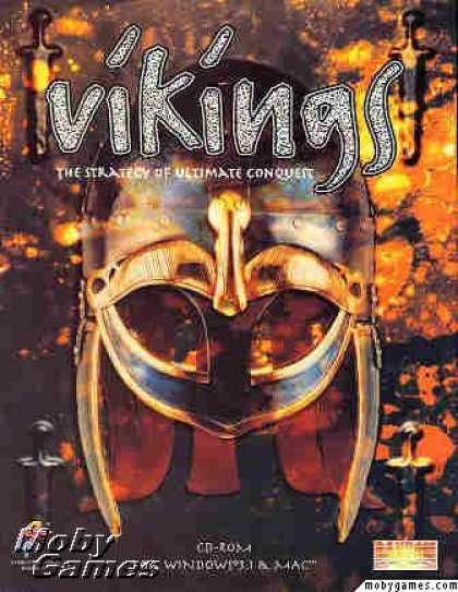 Windows 3.x Games - Vikings: The Strategy of Ultimate Conquest