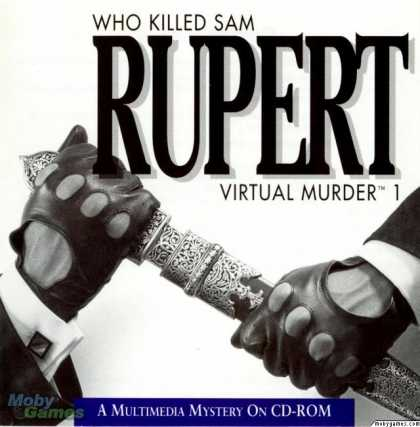 Windows 3.x Games - Virtual Murder 1: Who Killed Sam Rupert