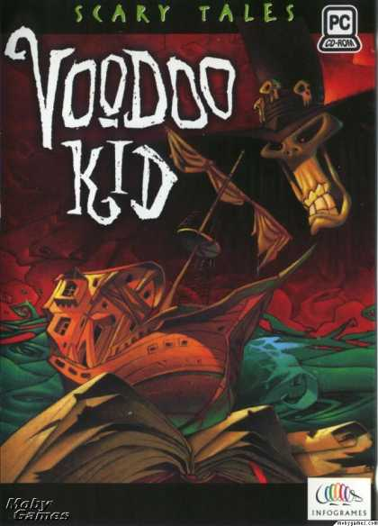 Windows 3.x Games - VooDoo Kid