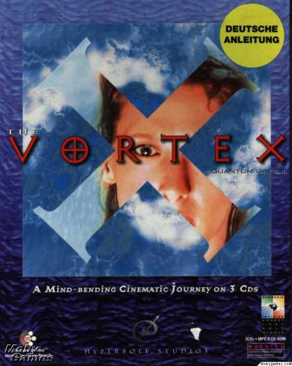Windows 3.x Games - The Vortex: Quantum Gate II