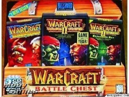 Windows 3.x Games - Warcraft Battle Chest