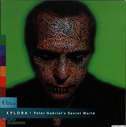 Windows 3.x Games - Xplora 1: Peter Gabriel's Secret World