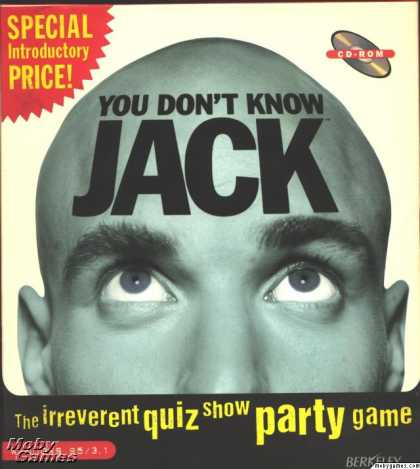 Windows 3.x Games - You Don't Know Jack