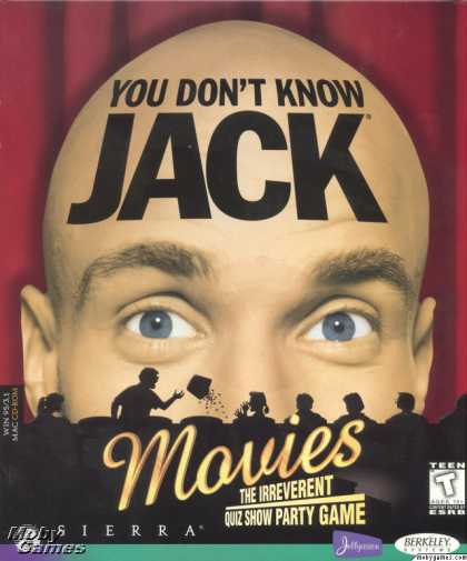 Windows 3.x Games - You Don't Know Jack Movies