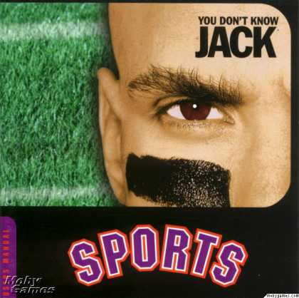 Windows 3.x Games - You Don't Know Jack Sports