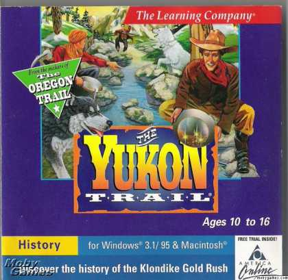 Windows 3.x Games - The Yukon Trail