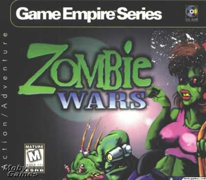 Windows 3.x Games - Zombie Wars