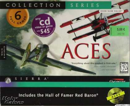 Windows 3.x Games - Aces: Collection Series