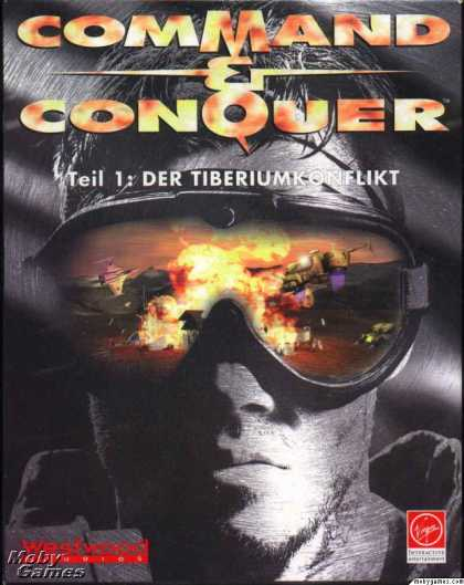 Windows 3.x Games - Command & Conquer