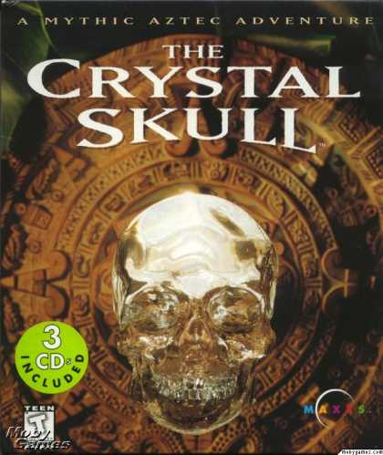 Windows 3.x Games - The Crystal Skull