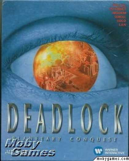 Windows 3.x Games - Deadlock: Planetary Conquest