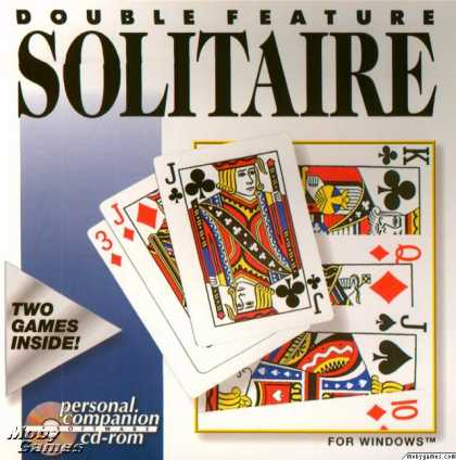Windows 3.x Games - Double Feature Solitaire