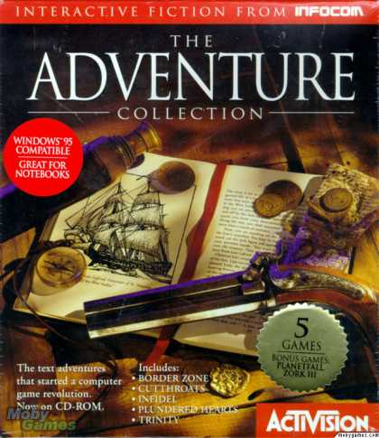 Windows 3.x Games - The Adventure Collection