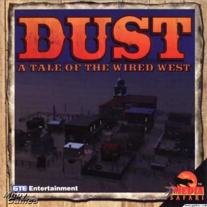 Windows 3.x Games - Dust: A Tale of the Wired West