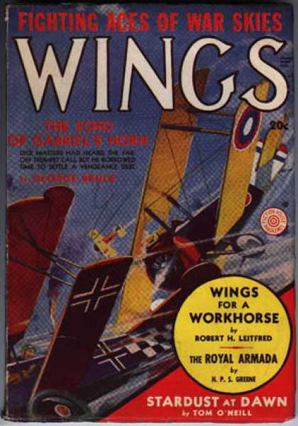 Wings - Summer 1939